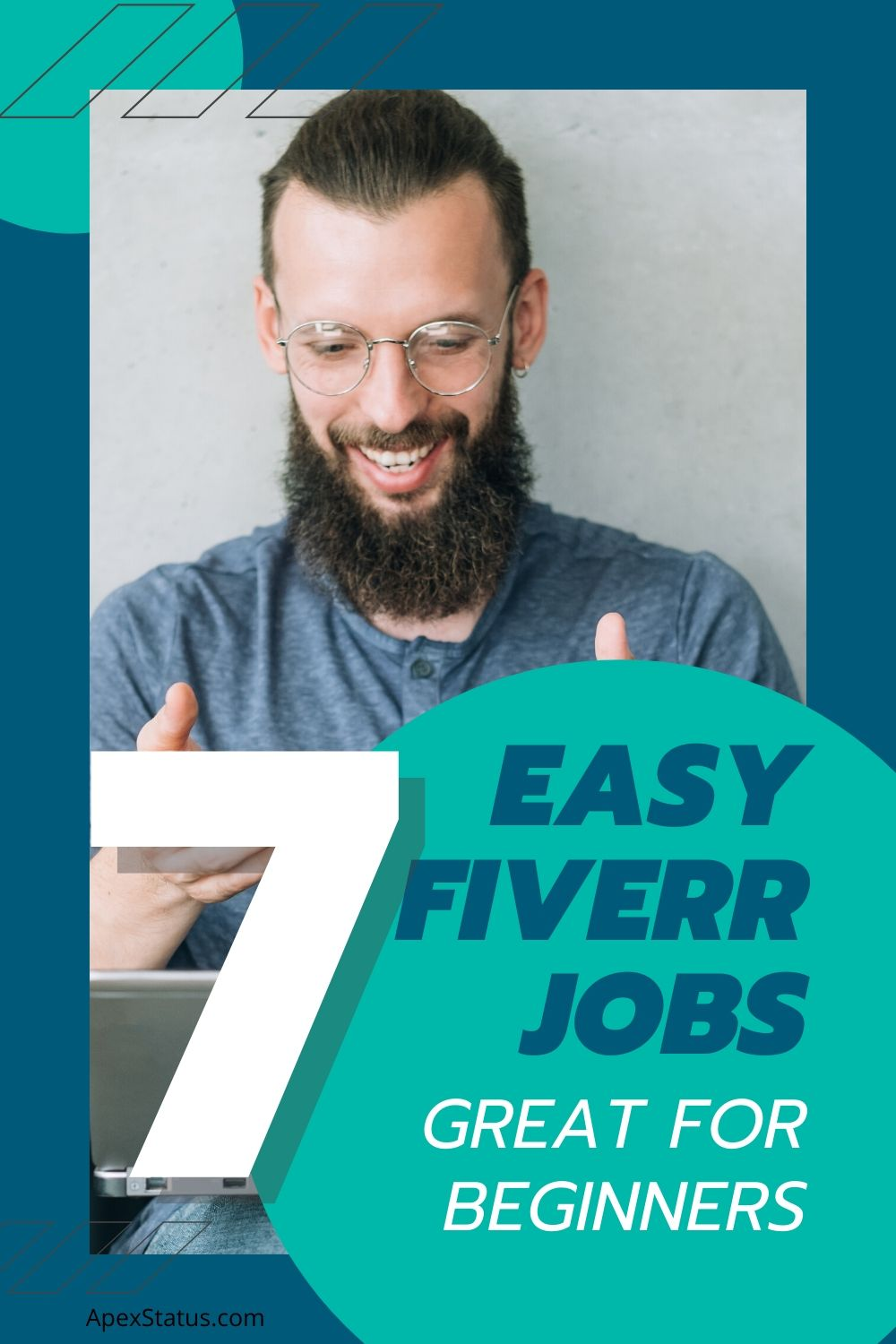 7 Easy Fiverr Jobs