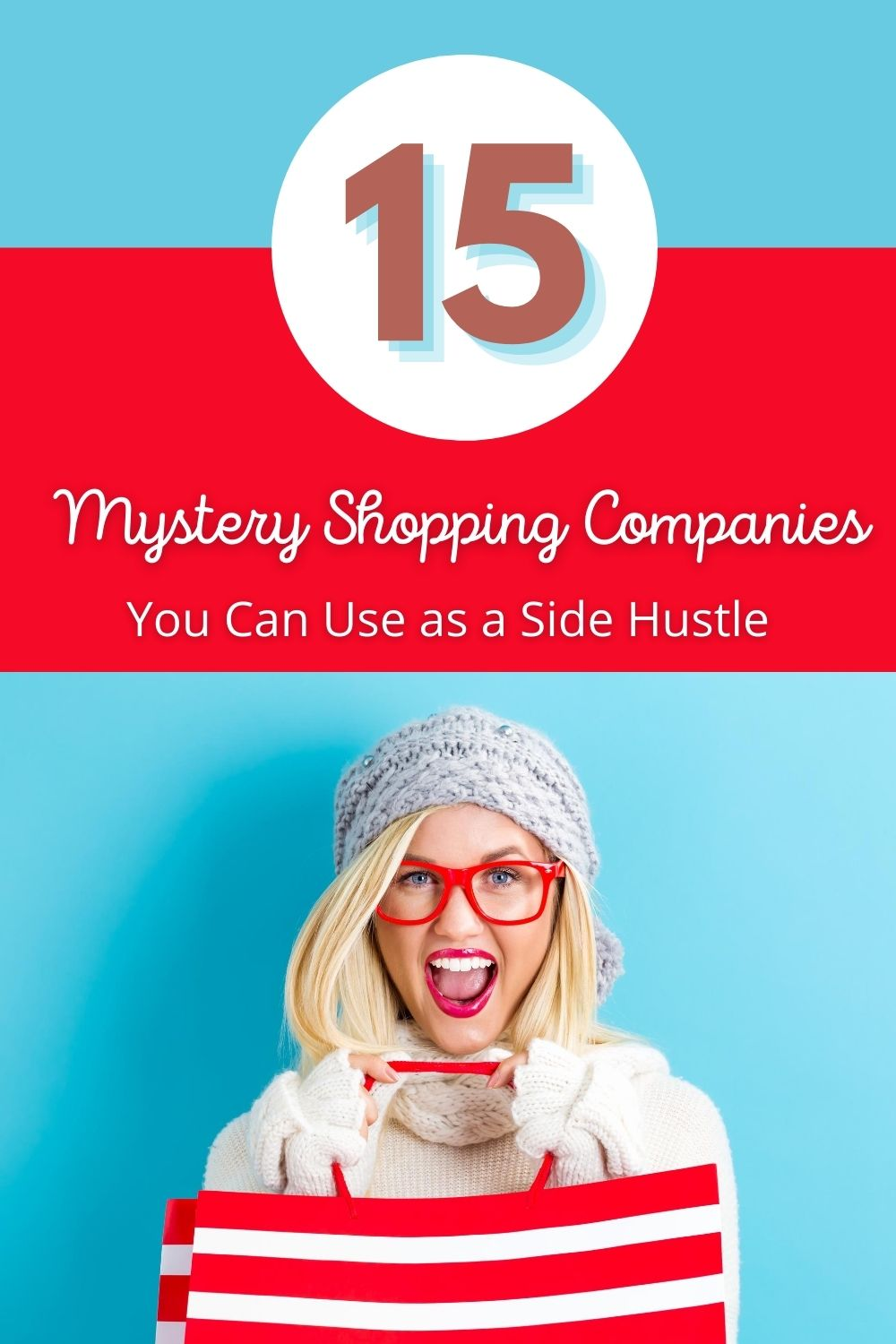 15 Mystery Shopping Companies You Can Use as a Side Hustle
