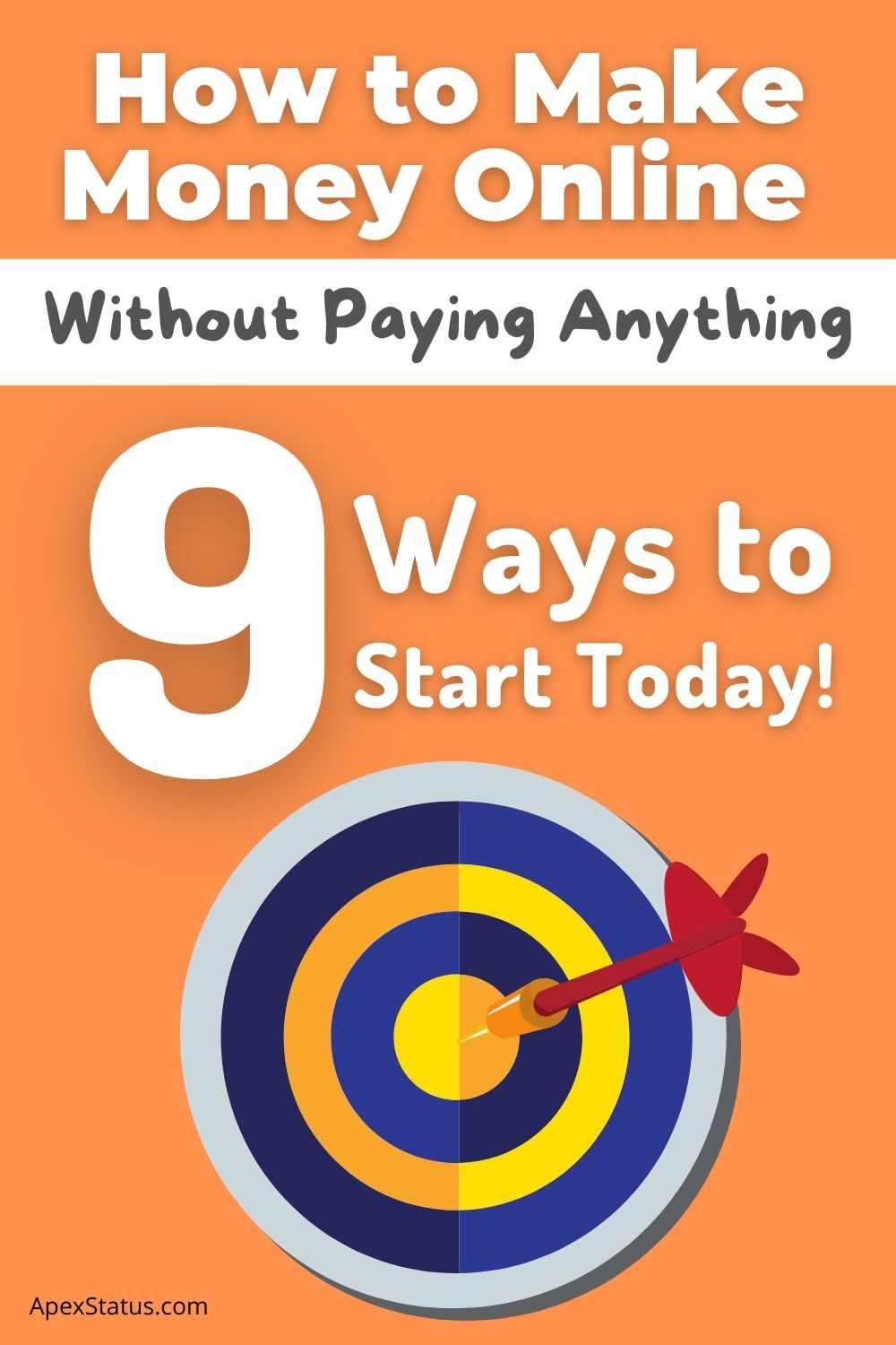 How to Make Money Online Without Paying Anything 9 Ways to Start Today