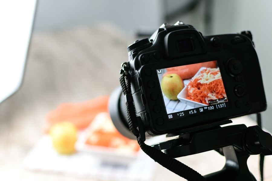 You Can Focus On Food Photography