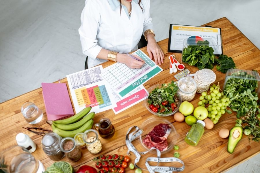 You Can Provide Meal Planning Services