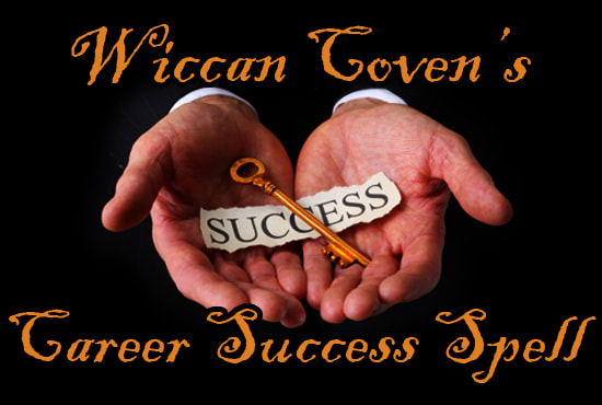 Wiccan Career Success Spell
